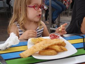 A la recherche de Fish and chips à Meds street