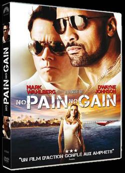 NO PAIN NO GAIN : Le meilleur film de Michael Bay avec DWAYNE JOHNSON et MARK WAHLBERG en DVD et BLU-RAY le 15 janvier 2014 !