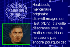 Rainbow Six Rogue Spear #2 Épine Renégate
