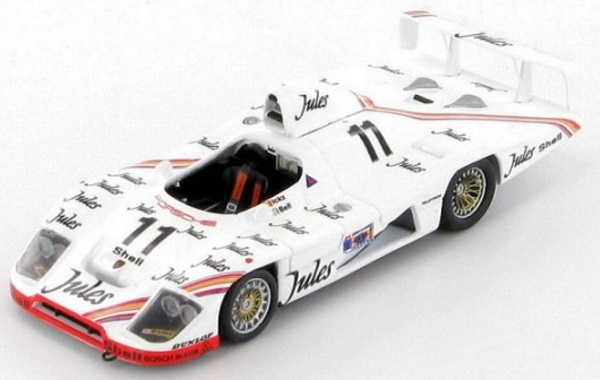 Les 19 victoires de Porsche