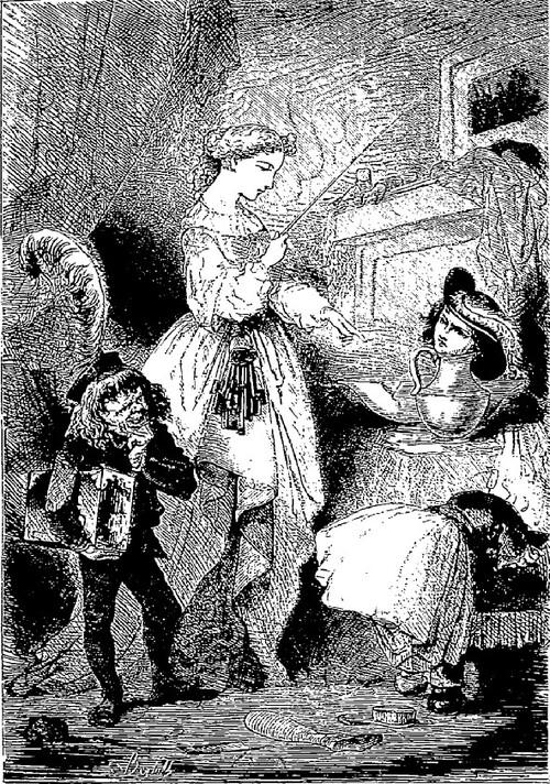 Mademoiselle Sans-Soin - Jean Macé (Contes du Petit-Château)