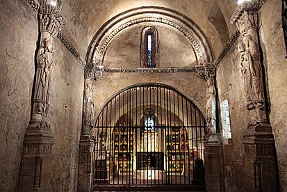 Les Saintes reliques : Le suaire d'Oviedo