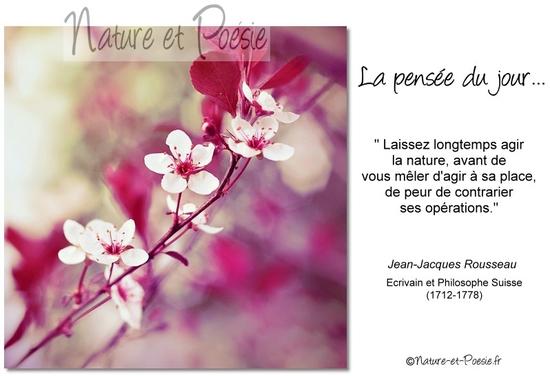 Citations En Images La Nature Le Monde De La Philo Et De La Poésie