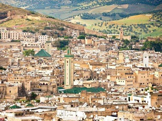 Les souvenirs de mon pays,le Maroc (Fès)
