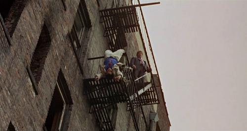 Le cercle noir, The stone killer, Michael Winner, 1973