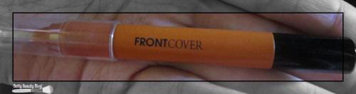 J'ai osé le MU orange et j'ai aimé !