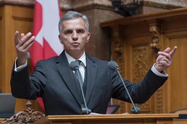 La Suisse convoque une conférence sur le Proche-Orient