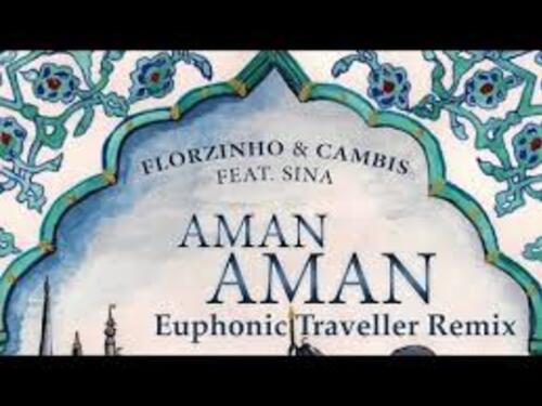 FLORZINHO & CAMBIS - Aman Aman (Instrumental Mix)  (Oriental, Arabe)
