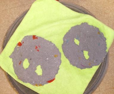 Nos masques en pâte à papier