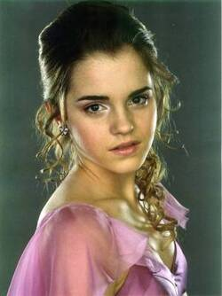 Hermion Granger son amie