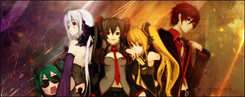 """Bannières """"Vocaloid"""""""