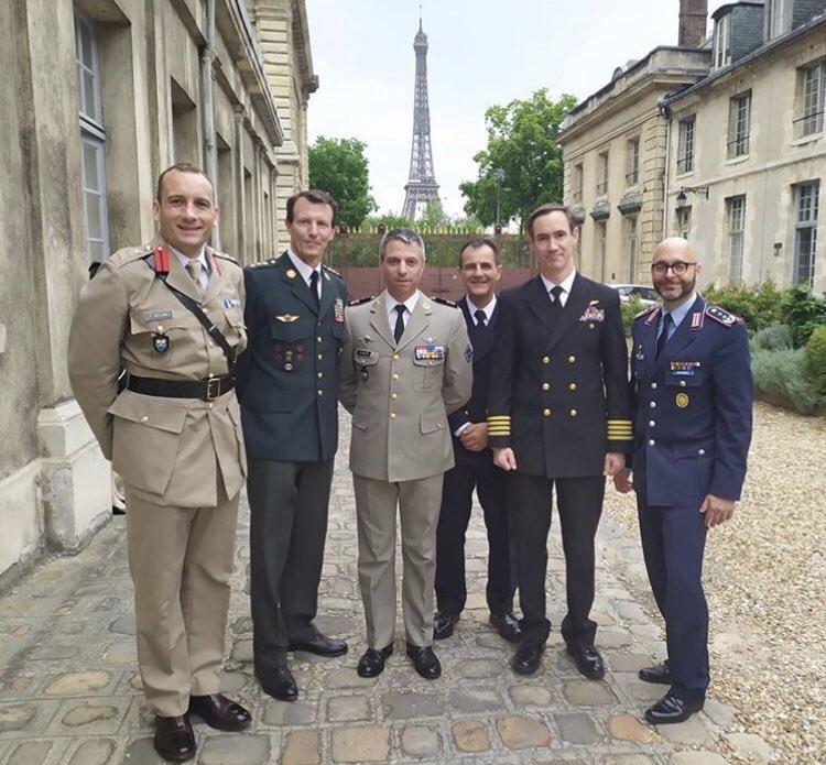 Centre des Hautes Études Militaire.