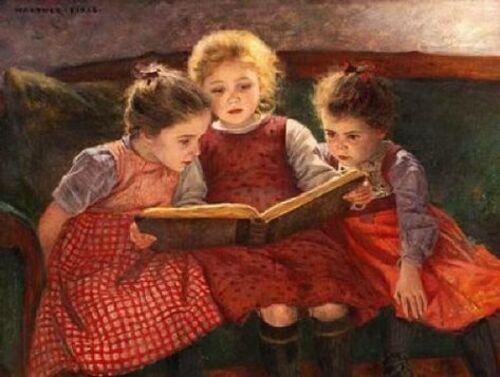 Enfants sages
