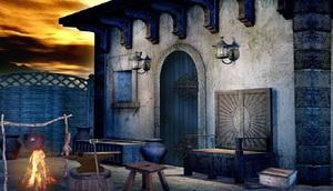 Jouer à Escape Game - Knight palace
