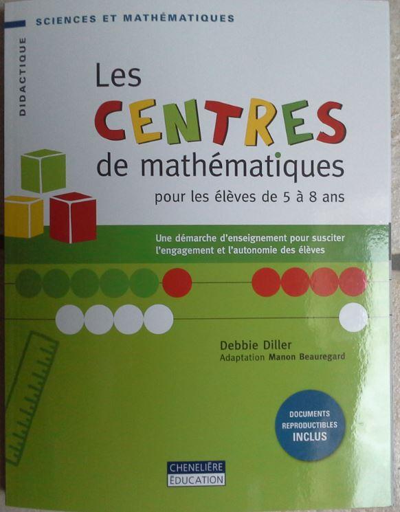les lectures de sanl u00e9ane  les centres de math u00e9matiques de