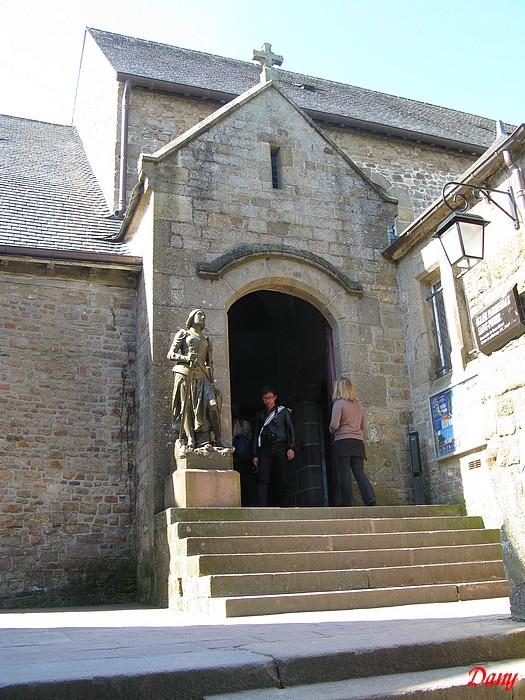 Manche-Eglise St Pierre 50116-1
