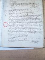1781. Dom René Marie prieuré de la Magdelaine