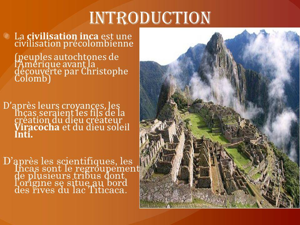Résultats de recherche d'images pour «connaissances scientifiques des incas»