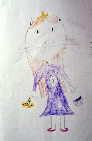 by Kaya, age 8