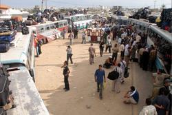 إعمار غزة يتلاشى على أبواب المعاب