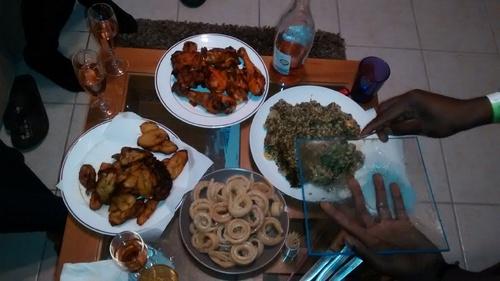 NDOLE, plat camerounais Douala