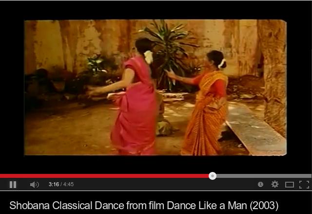 Utube Bharatanatyam
