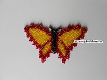 TD - Papillon Russe (2-1)