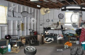 Hidden objects - Garage