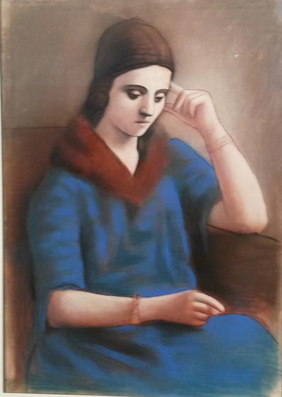 La mélancolie chez Picasso