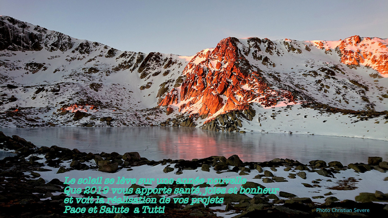 De la mer à la montagne, Pace et Salute.....