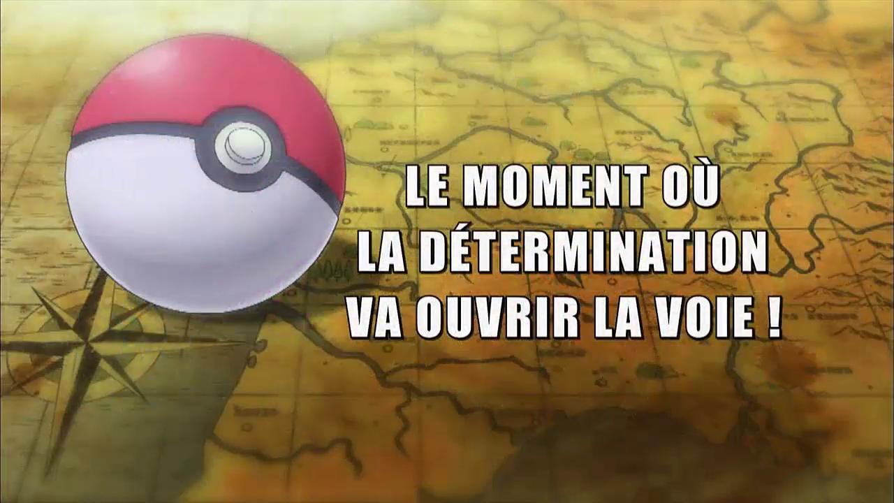 Pokémon - 18x14 - Le moment où la détermination va ouvrir la voie !