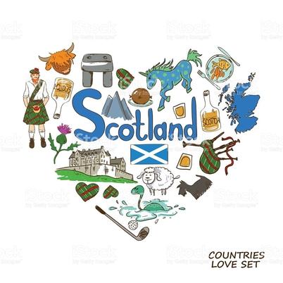 Résultat d'images pour symbols of Scotland