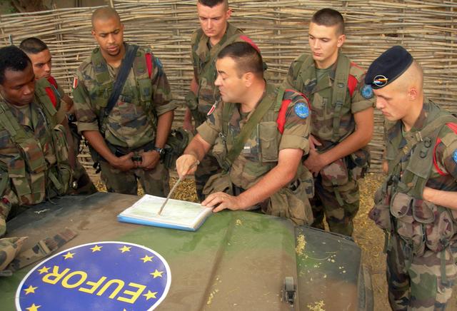 L'ONU donne mandat à la future force européenne