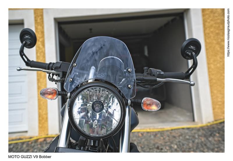 3000km en Bobber - MOTO GUZZI V9