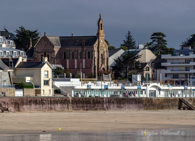 Bretagne : Erquy côté bourg