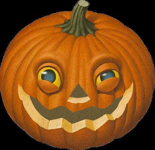 Citrouilles d'Halloween Série 2