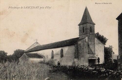 Chapelle Notre-Dame de Sancenay