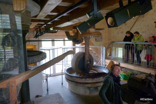 Le moulin à eau de Jonzac