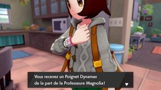 bracelet Dynamax  [Screenshot Pokémon Épée Bouclier]