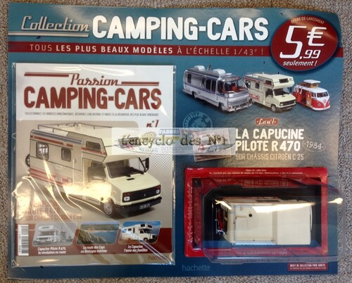 N° 1 Passion camping-cars - Test