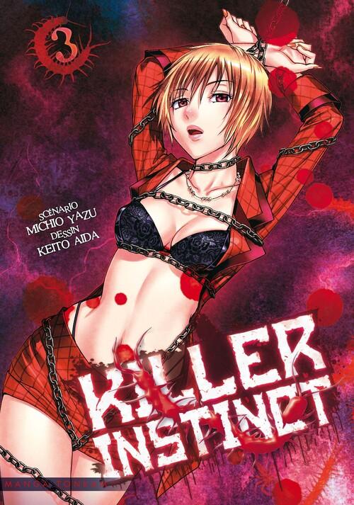 Killer instinct - Tome 03 - Michio Yazu & Keito Aida
