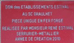 - Le Sporting Graulhétois - Archives