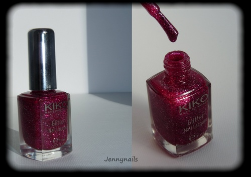 - Swatch - KIKO : Surreal Magenta (406)