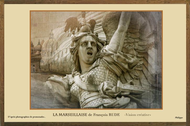 """Exposition Virtuelle: """"Une vision de l'Arc de Triomphe de l'Étoile à Paris"""" de Philippe - Partie 3"""
