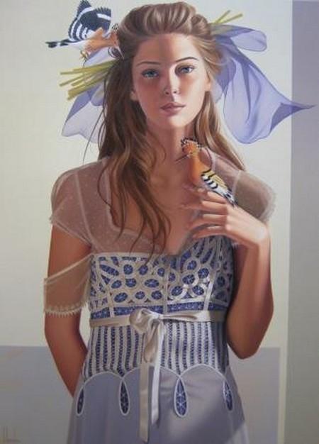 * Ginette Beaulieu (peintre québécoise)