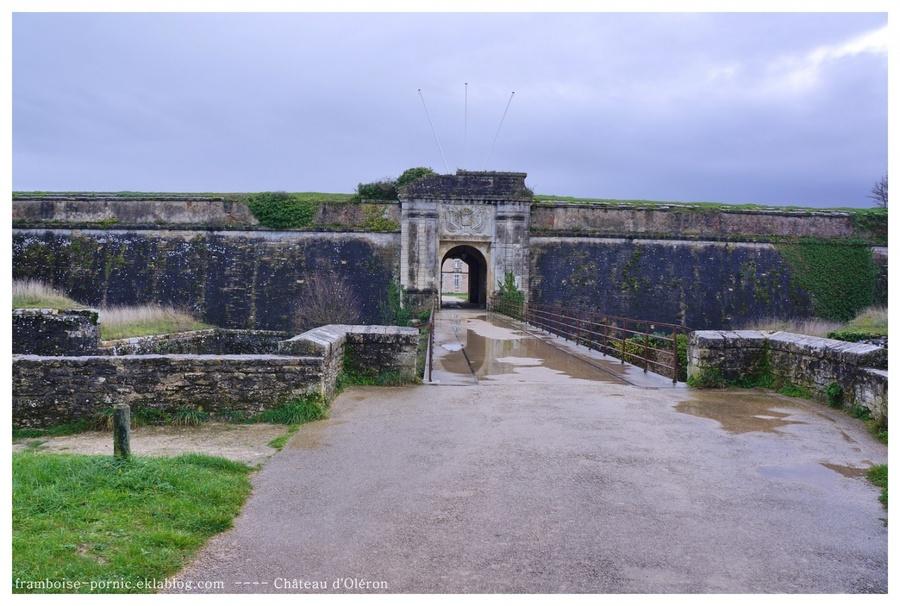 citadelle de Château d'Oléron