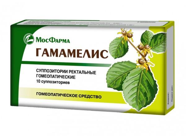 Гомеопатия препараты от геморроя