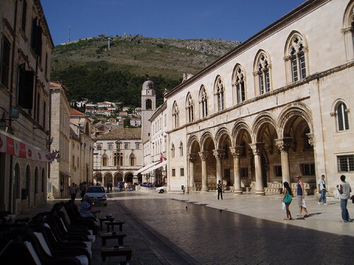 Dubrovnik en Croatie (photos)