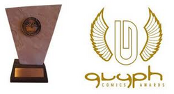 """The Glyph Comics Awards"""