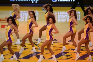 dance ballet dancers nba basket